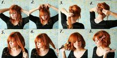 make it easy hairstyle