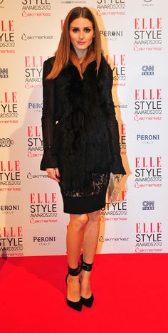 The Olivia Palermo Lookbook : Olivia Palermo at the 2012 Elle Style Awards in Istanbul