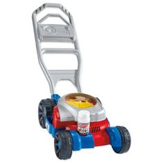 Fisher-Price® Bubble Mower in Red/Blue - BuyBuyBaby