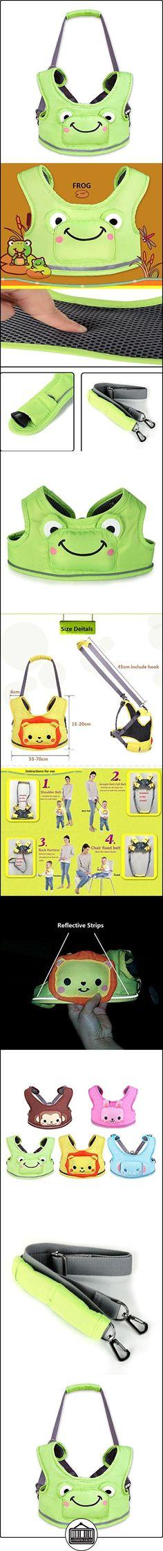 Arnés de seguridad para bebés - Animal de dibujos animados Arnés de seguridad para niños pequeños con tiras reflectantes, 3 en 1, la opción preferida de mamá  ✿ Seguridad para tu bebé - (Protege a tus hijos) ✿ ▬► Ver oferta: http://comprar.io/goto/B01N2O5A73