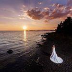 Darkening nights and beautiful sunsets are so great moments to take memories for the beautiful bride 😍  #weddingmoments #bridesdress #bride #destinationweddingphotographer #morsian #häät2018 #häät #hääkuvaajapori #hääyrittäjät #weddingphoto #weddinphotography #weddinphotographer #instalove #weddingfashion #igersfinland #artofportrait  #globe_people  #cool_capture_ #dream_image #portrait_vision  #portraits  #portraits_ig  #instagood #instagram #instawedding #photohunted Beautiful Sunset, Beautiful Bride, Wedding Moments, In This Moment, Memories, Celestial, Night, Instagram, Photography