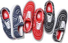 "Supreme x Vans Chukka & Era (Spring/Summer 2014) ""Uptown"" Pack - EU Kicks: Sneaker Magazine"
