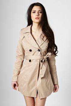 my new trench from Rare London