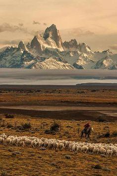 Norte neuquino (foto obtenida de Guia Los Alerces - facebook)