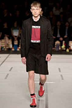 Kenzo Spring 2014 Menswear - Collection - Gallery - Style.com