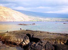 Kealakekua Bay. Photo ©Naomi Thibodeau. Read about what's happening at KPC here: www.kpc.alaska.edu/kpcword