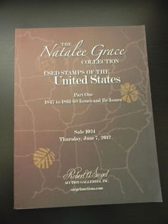 The Natalee Grace Collection Used Stamps of the United States