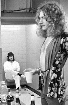 Robert Plant/John Bonham