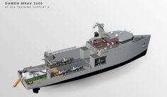 Multi-Role Auxiliary Vessel 3600 Luftwaffe, Royal Navy, Us Navy, Explorer Yacht, Yacht Interior, Naval, Navy Ships, Submarines, Aircraft Carrier