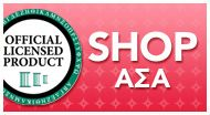 Visit SHOP AΣA to shop vendors who have a license to use Alpha Sigma Alpha trademarks and are required to follow brand standards