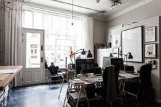 Dry Creative Projects studio. photo by Mikael Axelsson