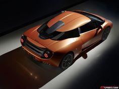 Lamborghini 5-95 Zagato - Recherche Google
