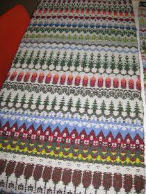 Weaving Designs, Weaving Patterns, Knitwear, Diy And Crafts, Hand Weaving, Blanket, Rugs, Crochet, Inspiration