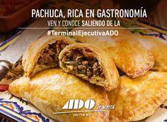 ¡No puedes dejar de probar los deliciosos pastes de PACHUCA!  Consulta las salidas desde la #TerminalEjecutivaADO en: www.ado.com.mx