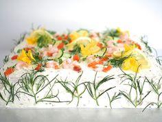 Annin Uunissa: Voileipäkakkuja Diy Party Decorations, Fresh Rolls, Snacks, Ethnic Recipes, Celebration, Food, Healthy, Appetizers, Essen