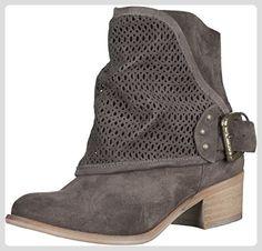 XTI Damen 063868 Desert Boots, Beige (Camel), 37 EU