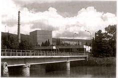 Central de Sª Mª de Garoña 1971(inicio actividad)