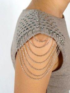 New Diy Clothes Refashion Simple Style Ideas Kleidung Design, Diy Kleidung, Fashion Details, Diy Fashion, Fashion Design, Fashion Images, Fashion Clothes, Sleeve Designs, Blouse Designs