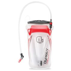 Osprey Packs Hydraulics LT Hydration Reservoir Red, >>> Find out more details by clicking the image : Backpacking gear Backpacking Gear, Camping And Hiking, Camping Hacks, Camping Gadgets, Hiking Gear, Camping Gear, Osprey Packs, Hydration Pack, Camping Equipment