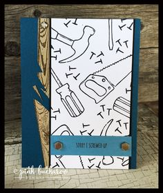 Nailed It Bundle by Stampin' Up Basket Builder Stamp Set by Stampin' Up Designed by Erica Cerwin @ Pink Buckaroo Designs