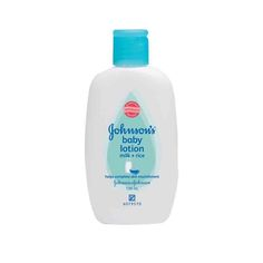 Johnson's Baby Milk + Rice Lotion 100ml, Toiletries, Baby