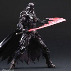 ToyzMag.com » Play Arts Kai Darth Vader par Square Enix