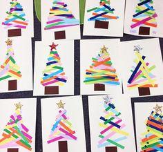 Katso 18 oivaltavaa ja helppoa joulukortti-ideaa! | Kodin Kuvalehti