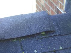 To prevent moss, algae, and lichens from growing on your roof shingles, you can install Zinc strips near the peak of the roof. The Zink strips are installed by fastening them along the length of the roof line, just underneath the shingle tabs, nearest the roof peak.
