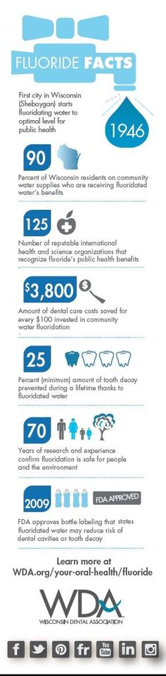Learn more about #fluoride's benefits: http://www.wda.org/your-oral-health/fluoride #oralhygiene