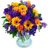 Summer Cheer Bouquet only £21.50 from Post a Rose
