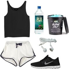 """""""active"""" by silv3rowl on Polyvore cheap nike free 5.0 only $49, save up to 62% off for all #Nikes #Shoes"""