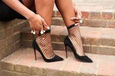 """Képtalálat a következőre: """"heels with socks black"""""""