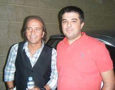 Con el Sr. Urquijo.