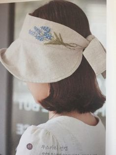 Girl Outfits, Fashion Outfits, Sun Hats, Fashion Sketches, Hair Band, Clothing Patterns, Dame, Headbands, Sewing Crafts