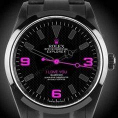 Rolex watch get it