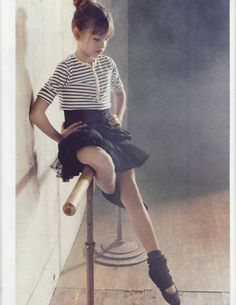 Future ballerina <3