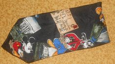 Disney's goofy Ties | Mickey Unlimited Tie Donald Duck Goofy Mouse Cartoon by ...