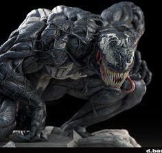Venom Figure, Marvel Statues, Venom Art, Astronomy Pictures, 3d Printable Models, Marvel Venom, Animated Icons, Spiderman Art, Comic Pictures