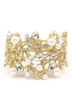 DIAMONDS GOLD AND PEARLS
