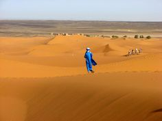 Deserts in Africa   ... The Largest Deserts in the World -> The Sahara Desert, North Africa