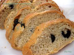 pain aux olives et brocciu, Corse