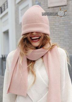 Вязаные шапки - модные тенденции сезона осень-зима 2016-2017
