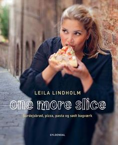 One more slice af Leila Lindholm, ISBN 9788702107593
