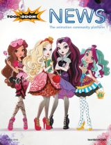 Ever After High Series is Pretty cute. Ever After High, News Magazines, Press Release, Pretty And Cute, Upcoming Events, Spring 2014, Minnie Mouse, Disney Characters, Fictional Characters