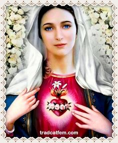 Miriam, Mother of God Blessed Mother Mary, Divine Mother, Blessed Virgin Mary, Catholic Art, Religious Art, Religious Images, Jesus And Mary Pictures, Mary And Jesus, Our Lady Of Medjugorje