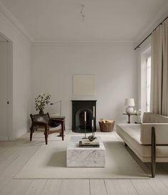 Best Living Room Design, Living Room Interior, Living Room Designs, Living Room Inspiration, Interior Design Inspiration, Home Decor Inspiration, Pretty Things, Beautiful Living Rooms, Minimalist Home