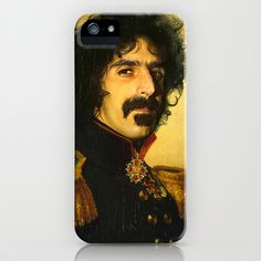 Frank Zappa iPhone c