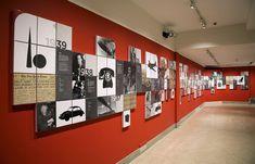 Risultati immagini per exhibition timeline