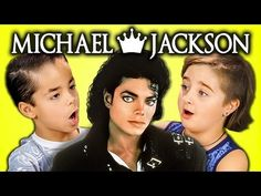 """KIDS REACT TO MICHAEL JACKSON - YouTube. WHAT DOES THIS KID MEAN, """"oh yeah, this brings back so many memories..."""" WHAT THE HECK?"""