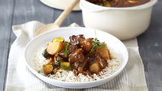 Brisket, Cola and Chutney Country Casserole